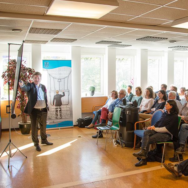 Föreläsningar och utbildningar med Rickard Ydrenäs, Ydrenas Communication